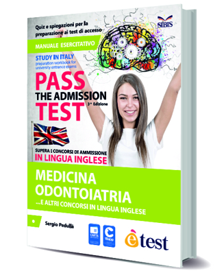 Pass the admission test